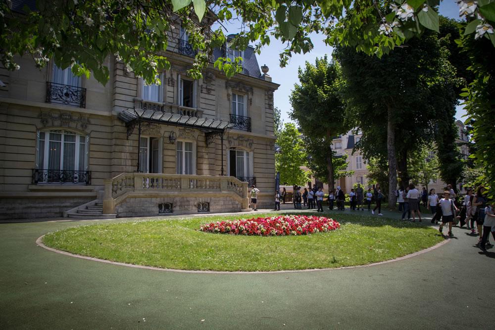 Marymount International School, Paris