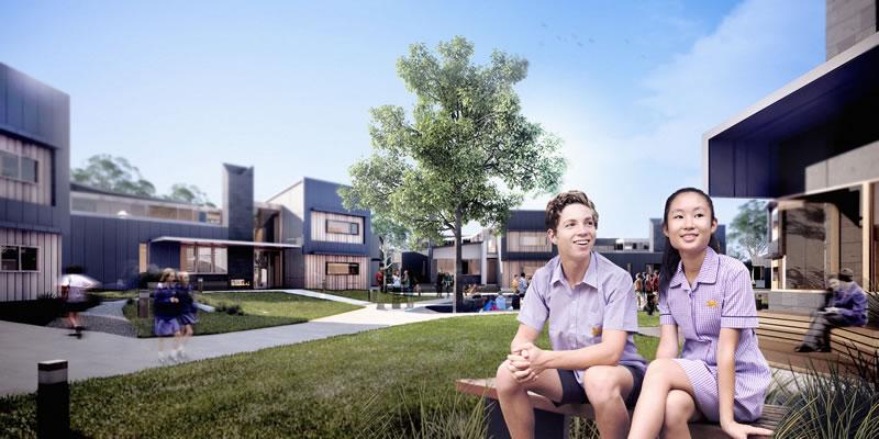 Wesley College Melbourne - St Kilda Road Campus
