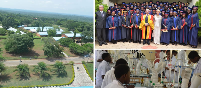Thomas Adewumi International College (TAICO)